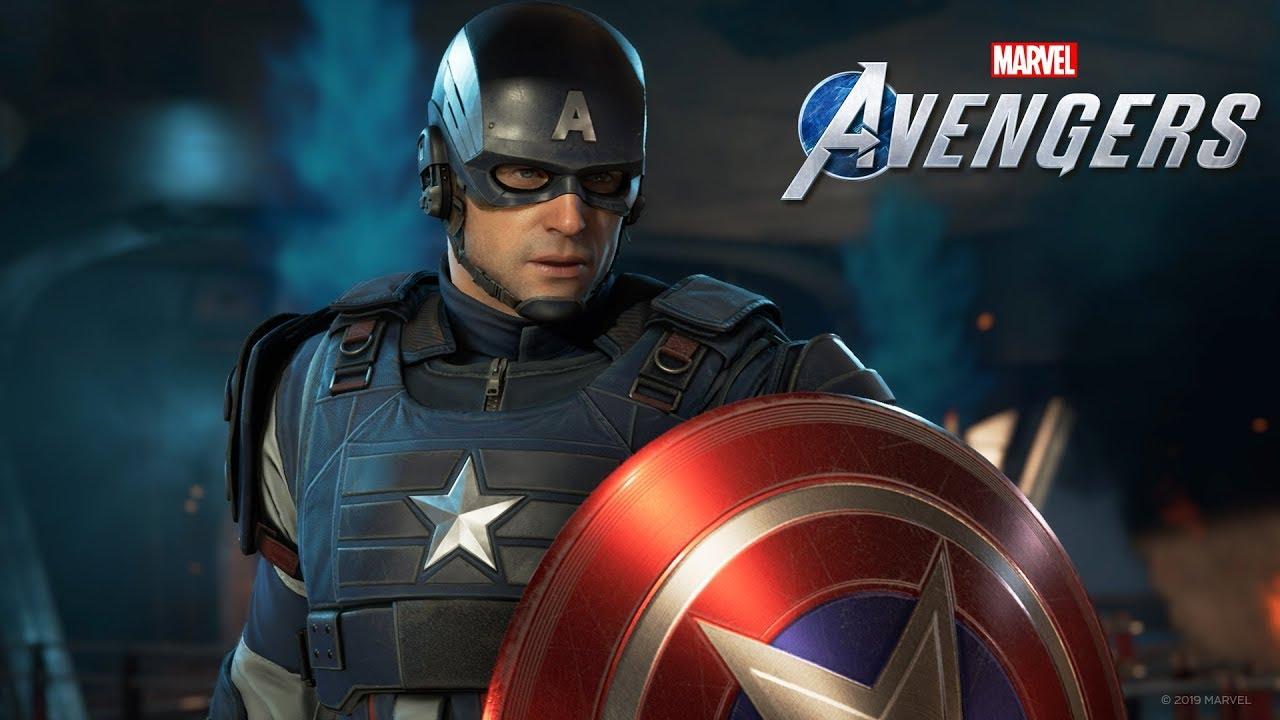 Marvel's Avengers   Pixel Vault