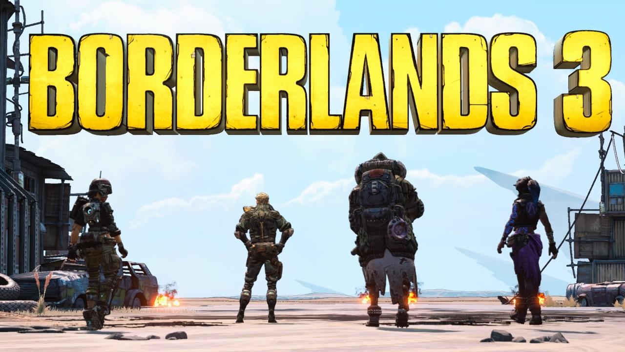Borderlands 3 | Pixel Vault