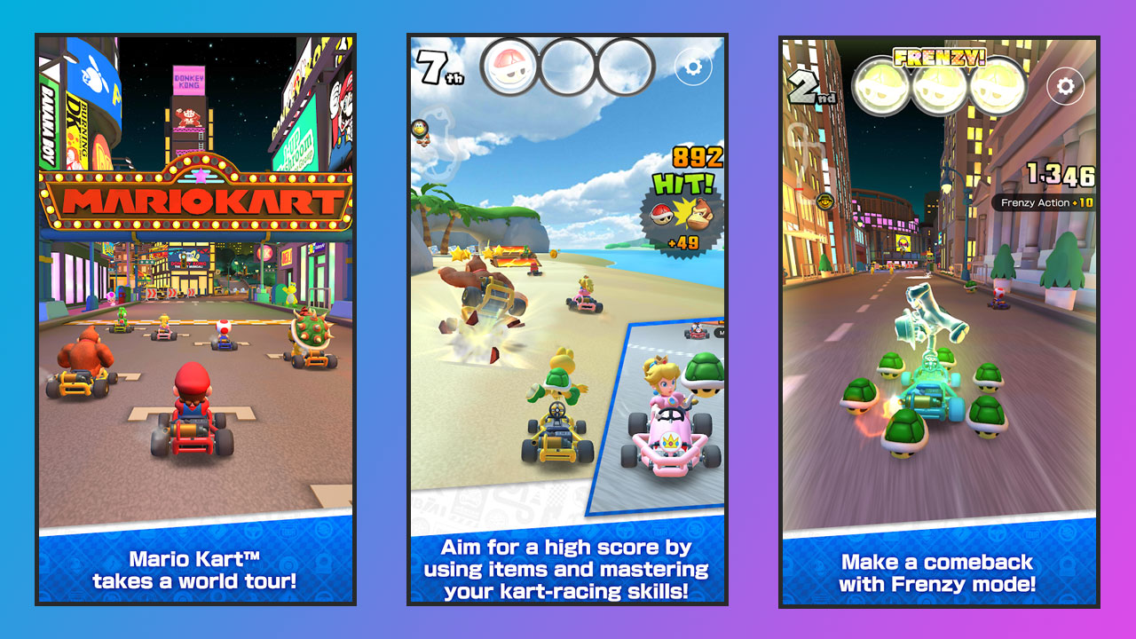 Mario Kart Tour | Pixel Vault