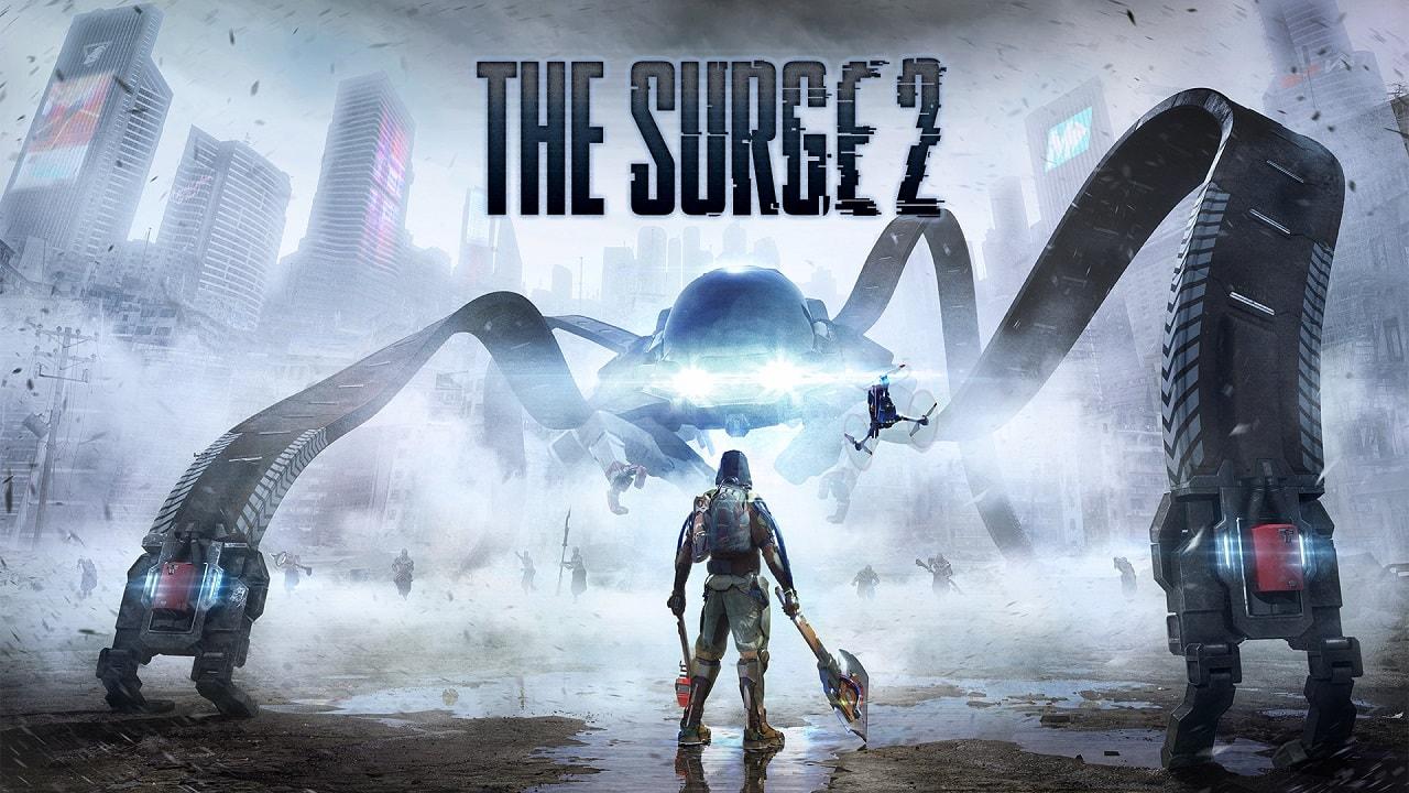 The Surge 2 | Pixel Vault