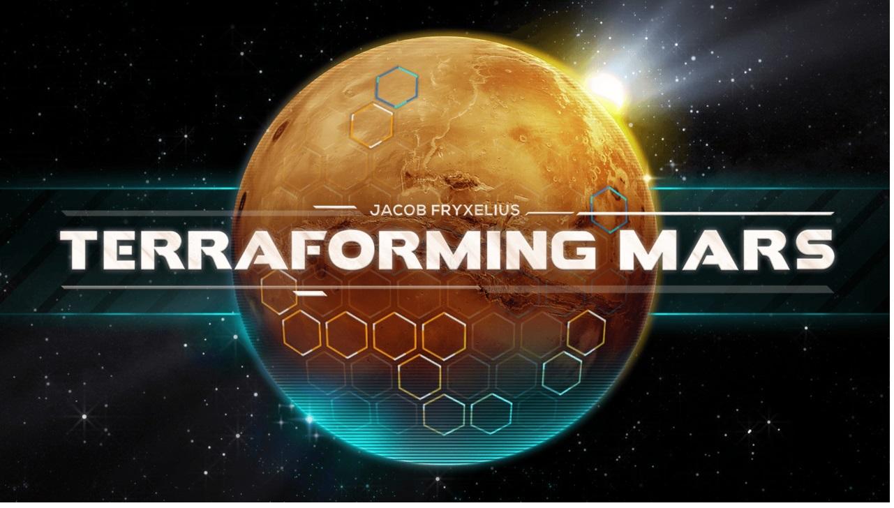 Terraforming Mars   Pixel Vault