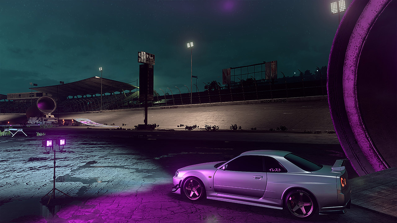 Need for Speed Heat | Pixel Vault