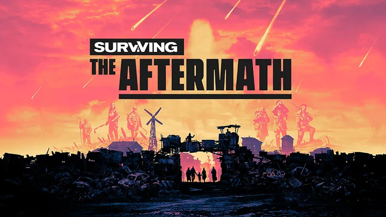 Surviving the Aftermath | Pixel Vault