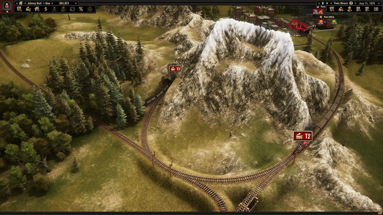 Railroad Corporation | Pixel Vault