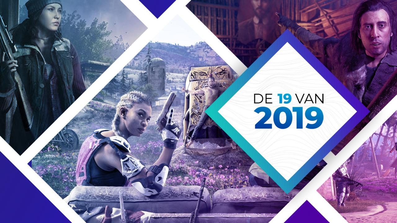 De 19 van 2019: #18 - Far Cry: New Dawn | Pixel Vault