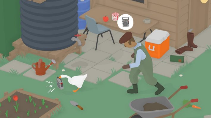 Untitled Goose Game | Pixel Vault
